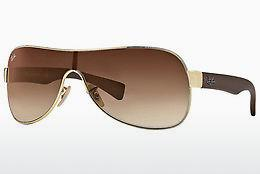 Ophthalmics Ray-Ban RB3471 001/13 - Gold