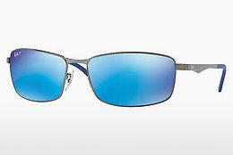 Ophthalmics Ray-Ban RB3498 029/9R - Grey