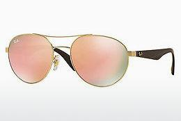 Ophthalmics Ray-Ban RB3536 112/2Y - Gold