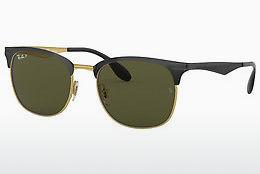 Ophthalmics Ray-Ban RB3538 187/9A - Black
