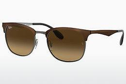 Ophthalmics Ray-Ban RB3538 188/13 - Brown, Grey