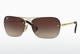 Ophthalmics Ray-Ban RB3541 001/13 - Gold