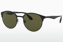 Ophthalmics Ray-Ban RB3545 186/9A - Black
