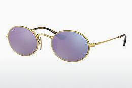 Ophthalmics Ray-Ban Oval (RB3547N 001/8O) - Gold