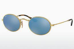 Ophthalmics Ray-Ban Oval (RB3547N 001/9O) - Gold