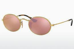 Ophthalmics Ray-Ban Oval (RB3547N 001/Z2) - Gold