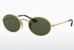 Ophthalmics Ray-Ban Oval (RB3547N 001) - Gold