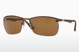 Ophthalmics Ray-Ban RB3550 012/83 - Brown