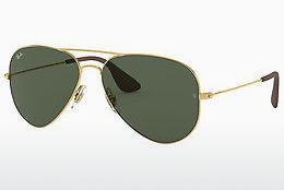 Ophthalmics Ray-Ban RB3558 001/71 - Gold