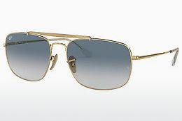 Ophthalmics Ray-Ban THE COLONEL (RB3560 001/3F) - Gold