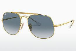 Ophthalmics Ray-Ban The General (RB3561 001/3F) - Gold