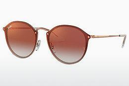 Ophthalmics Ray-Ban BLAZE ROUND (RB3574N 9035V0) - Pink