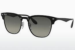 Ophthalmics Ray-Ban BLAZE CLUBMASTER (RB3576N 153/11) - Black