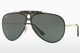 Ophthalmics Ray-Ban Blaze Shooter (RB3581N 001/71) - Gold