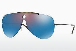 Ophthalmics Ray-Ban Blaze Shooter (RB3581N 153/7V) - Black