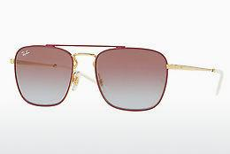 Ophthalmics Ray-Ban RB3588 9060I8 - Gold, Red