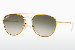 Ophthalmics Ray-Ban RB3589 90582C - Gold, Yellow