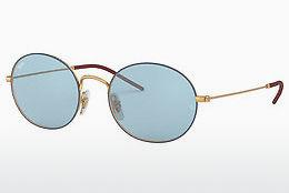 Ophthalmics Ray-Ban RB3594 9113F7 - Gold, Blue