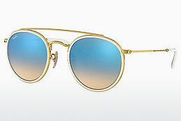 Ophthalmics Ray-Ban RB3647N 001/4O - Gold