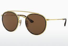 Ophthalmics Ray-Ban RB3647N 001/57 - Gold