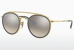 Ophthalmics Ray-Ban RB3647N 001/9U - Gold