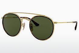 Ophthalmics Ray-Ban RB3647N 001 - Gold