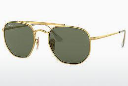 Ophthalmics Ray-Ban THE MARSHAL (RB3648 001) - Gold