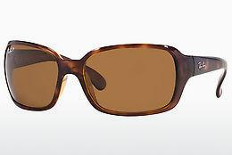 Ophthalmics Ray-Ban RB4068 642/57 - Brown, Havanna