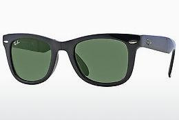 Ophthalmics Ray-Ban FOLDING WAYFARER (RB4105 601) - Black