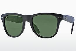 Ophthalmics Ray-Ban FOLDING WAYFARER (RB4105 601S) - Black