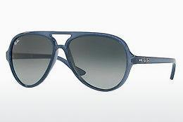 Ophthalmics Ray-Ban CATS 5000 (RB4125 630371) - Transparent, Blue