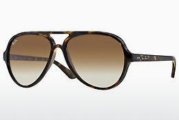 Ophthalmics Ray-Ban CATS 5000 (RB4125 710/51) - Brown, Havanna