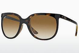Ophthalmics Ray-Ban CATS 1000 (RB4126 710/51) - Brown, Havanna