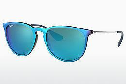 Ophthalmics Ray-Ban ERIKA (RB4171 631855) - Grey, Blue