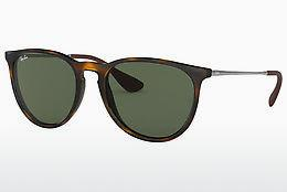 Ophthalmics Ray-Ban ERIKA (RB4171 710/71) - Brown, Havanna