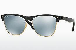 Ophthalmics Ray-Ban CLUBMASTER OVERSIZED (RB4175 877/30) - Black