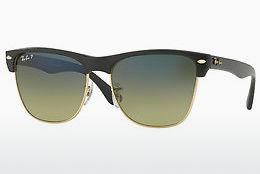 Ophthalmics Ray-Ban CLUBMASTER OVERSIZED (RB4175 877/76) - Transparent, Black