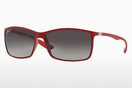 Ophthalmics Ray-Ban LITEFORCE (RB4179 6123T3) - Red, Bordeaux