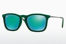 Ophthalmics Ray-Ban CHRIS (RB4187 60823R) - Green