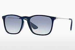 Ophthalmics Ray-Ban CHRIS (RB4187 631719) - Blue