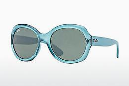 Ophthalmics Ray-Ban RB4191 610771 - Transparent, Blue, Green