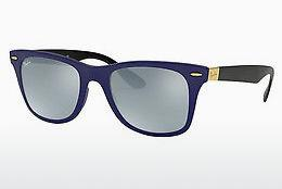 Ophthalmics Ray-Ban WAYFARER LITEFORCE (RB4195 624830) - Blue