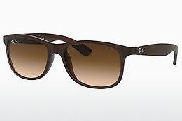 Ophthalmics Ray-Ban ANDY (RB4202 607313) - Brown