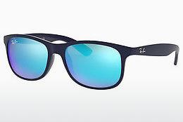 Ophthalmics Ray-Ban ANDY (RB4202 615355) - Blue