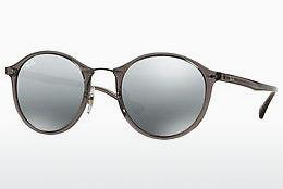 Ophthalmics Ray-Ban Round Ii Light Ray (RB4242 620088) - Grey