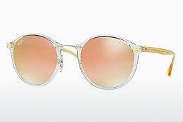 Ophthalmics Ray-Ban Round Ii Light Ray (RB4242 6288B9) - Transparent