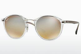 Ophthalmics Ray-Ban Round Ii Light Ray (RB4242 6290B8) - Transparent