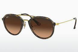 Ophthalmics Ray-Ban RB4253 710/A5 - Brown, Havanna