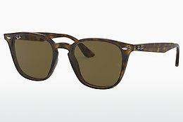 Ophthalmics Ray-Ban RB4258 710/73 - Brown, Havanna