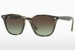 Ophthalmics Ray-Ban RB4258 731/E8 - Brown, Havanna, Grey